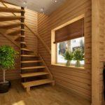 Производство и продажа лестниц в Череповце и Вологде