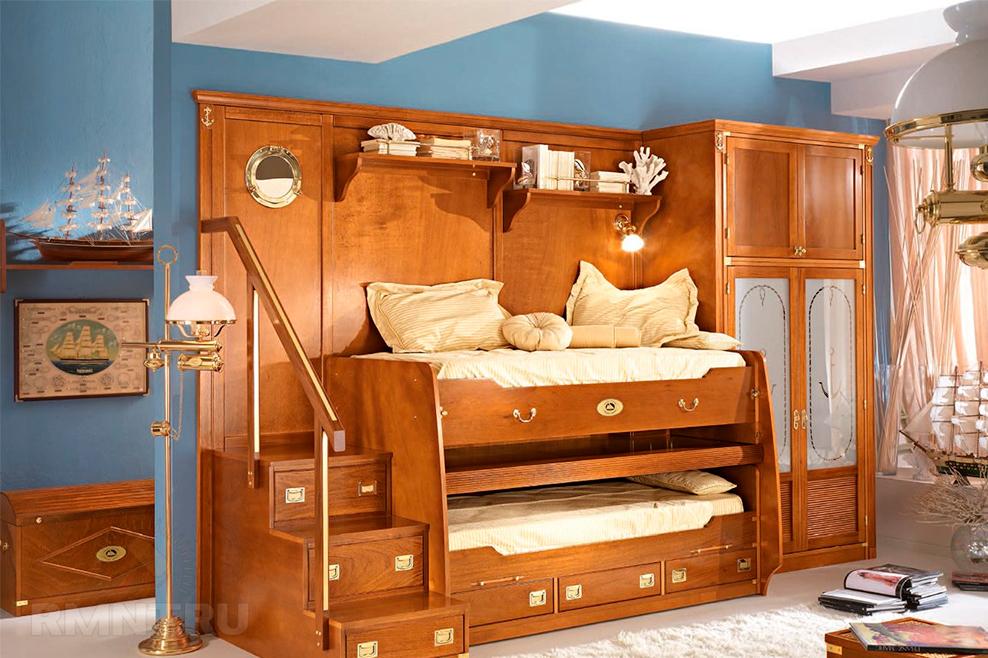 Мебель из массива для детской